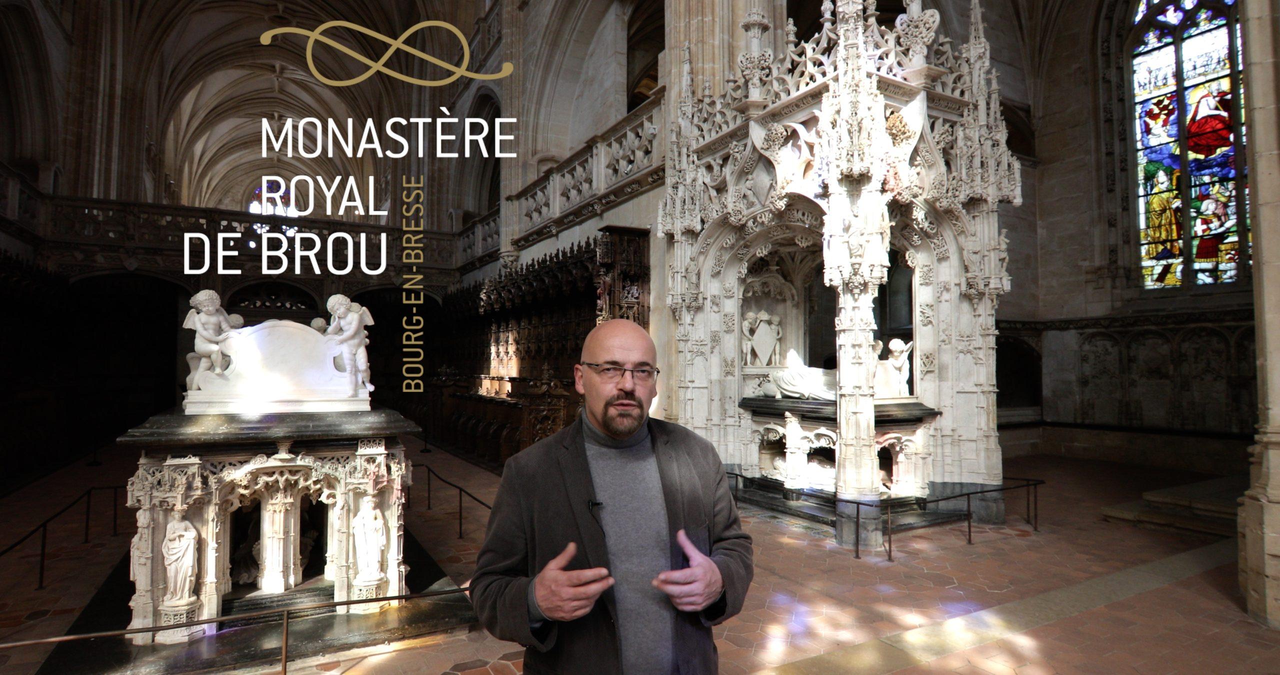 tombeaux Marguerite et Philibert Monastere royal de Brou Bourg-en-Bresse