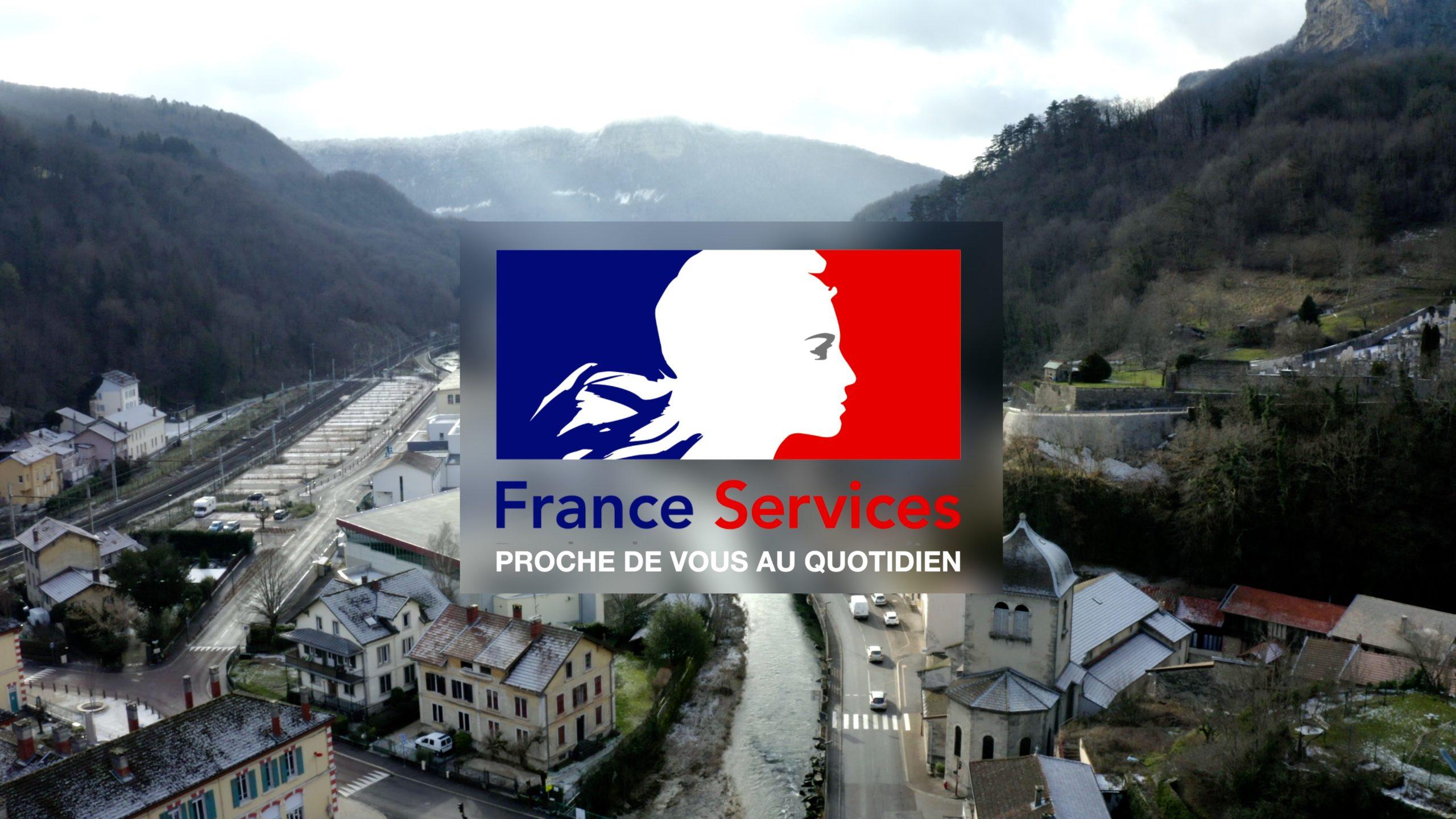 reportage video sur France Service